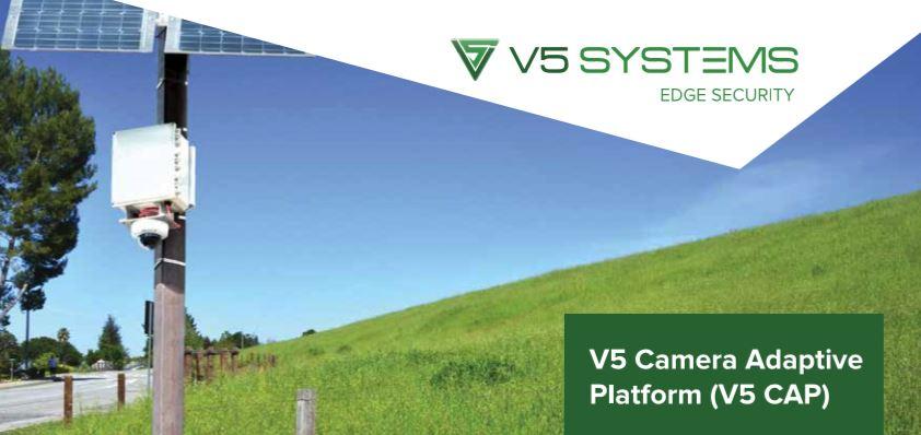 V5 Systems Camera Adaptive Platform
